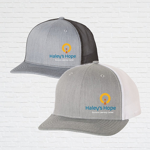Haley's Hope Snapback Trucker Hat