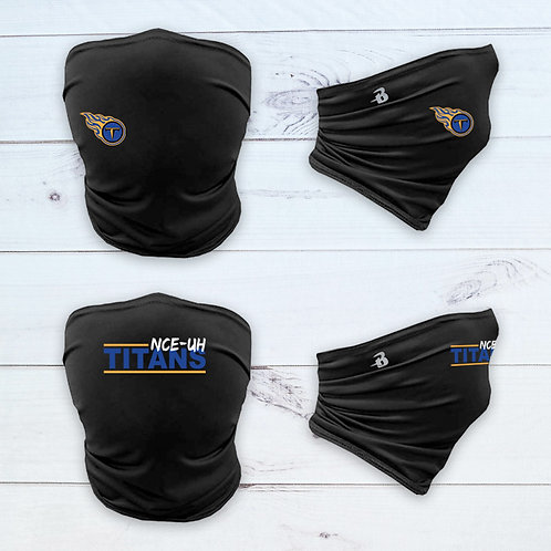 Titans Neck Gaiter Masks