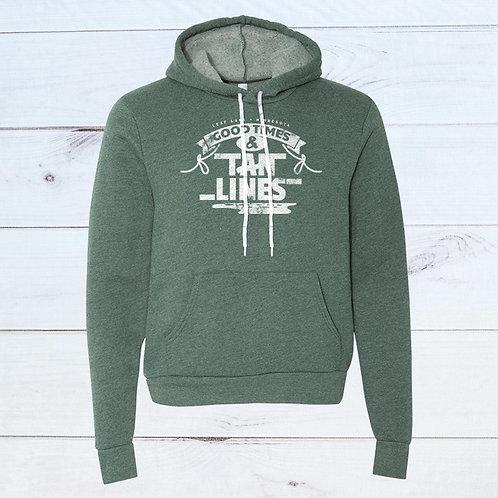 Leaf Lake Tan Lines Hoodie