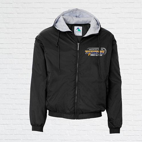 NCE-UH Titans Track Fleece Jacket