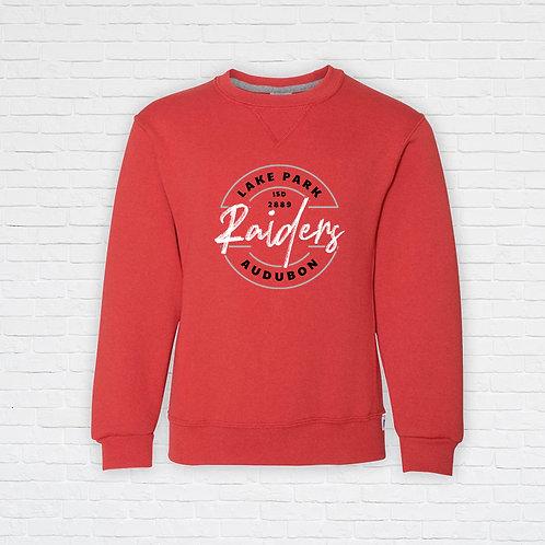 LPA Raiders Youth Crew Sweatshirt