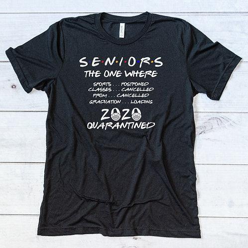 Seniors: The One Where