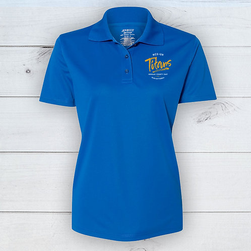 Titan Womens Dri-Power Polo