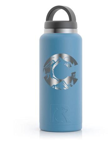 Colorado Mountain Bike Bottle