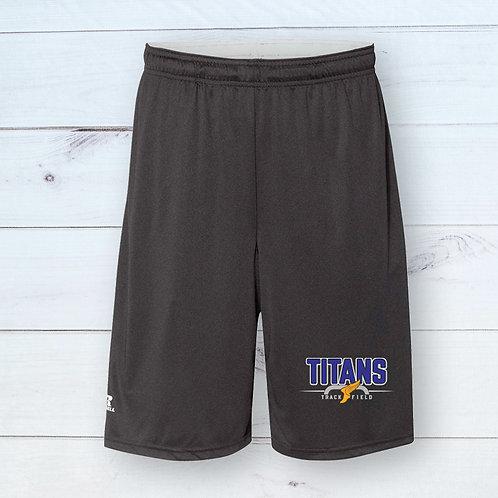 Titans Track + Field Shorts