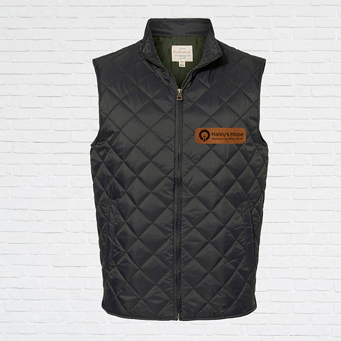 Haley's Hope Quilted Vest