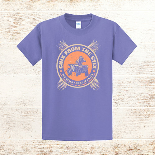 Chix PC T-shirt 21