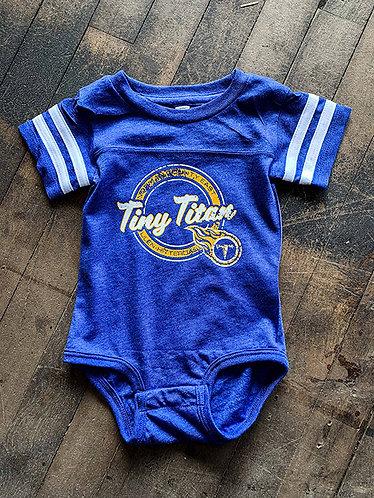 "Titan ""Tiny Titan"" Jersey Bodysuit"