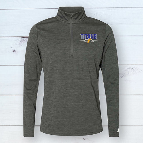 Titans Track + Field Quarter-Zip Pullover