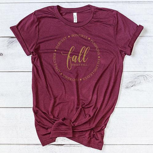 Fall Sweet Fall Tee