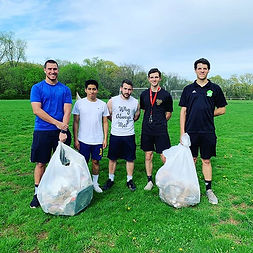 PGS coaches giving back with RVCC Men's