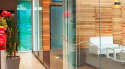 Glasfaltwand Sunroom-Tuttovetro