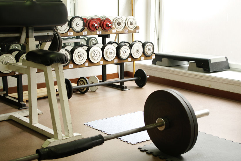 Missing the Gym?