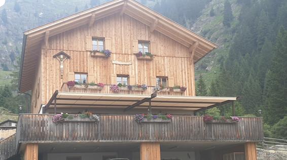 Schutzhütte Nasereit - Partschins (BZ)