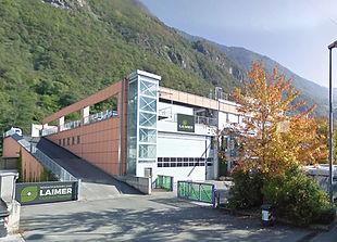 Laime Markisen Betriebsgebäude