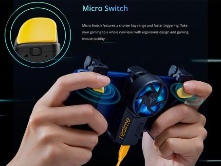 Realme lança novos acessórios para melhorar e experiência de jogo em smartphones