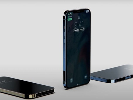 iPhone 13 pode ter modo Always On Display e melhorias no design