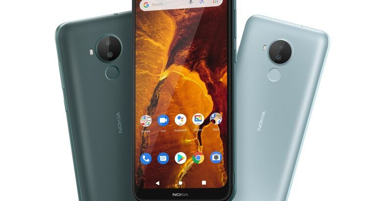 Nokia lança celulares C30  e 6310 junto com novos três modelos de fones de ouvidos