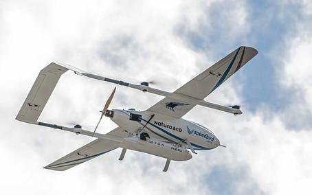 Com mira na sustentabilidade, Natura da inicio a testes de entregas de produtos por drones