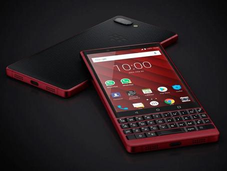 BlackBerry confirma retorno e lançamento de um aparelho 5G em 2021