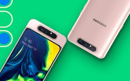 Samsung Galaxy A80 recebe atualização do Android 11 com a One UI 3.1
