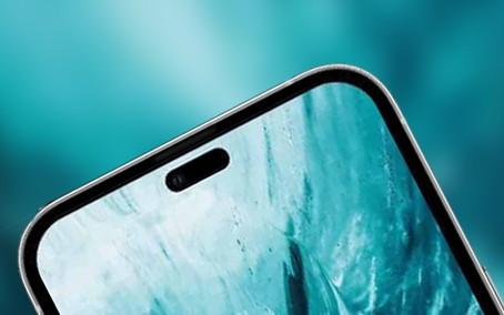 iPhone 14 é imaginado com notch em forma de capsula  para abrigar os sensores e a câmera frontal