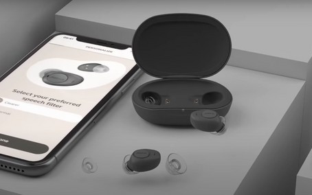 Jabra anuncia fone de ouvido Bluetooth focado para usuários com perca auditiva