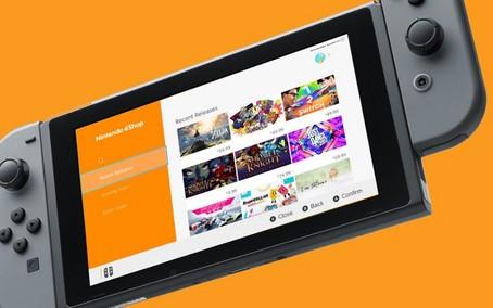 Nintendo Switch com tela OLED da Samsung pode chegar em setembro segundo rumor