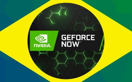 GeForce Now, serviço de streaming de jogos da Nvidia chega ao Brasil com plano gratuito