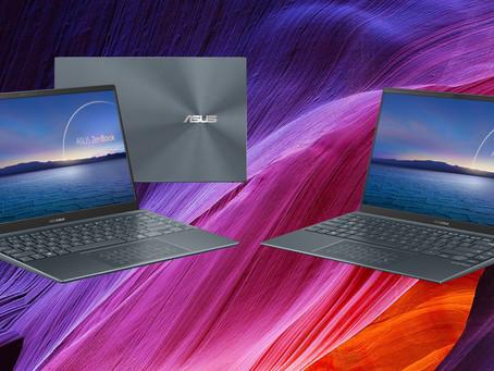 Novos ASUS ZenBook com duas telas e charme, chegam ao Brasil com um preço alto
