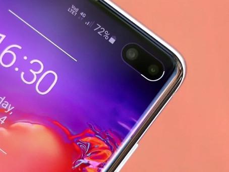 """Samsung patenteia um """"sub display"""" que esconde as câmeras nas telas"""