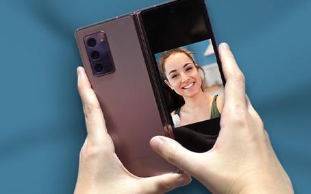 Dobras em Dobro: Samsung deve lançar aparelho com duas dobradiças na tela ainda em 2021