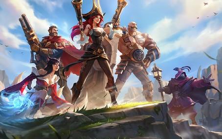 League of Legends: Wild Rift chega ao Brasil com beta aberto e experiência nova para o mobile
