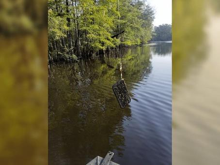 iPhone é pescado em lago após passar cerca de 8 meses submerso