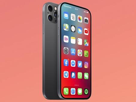 iPhone 13 teria tela sem entalhe nenhum, mas com bordas maiores