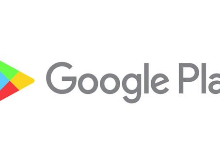 Google Play permite agora compartilhar Apps por proximidade