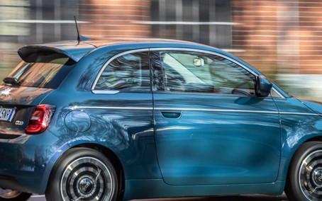 Fiat lança 500e, o seu primeiro carro 100% elétrico no Brasil