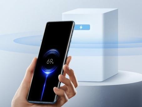 Adeus cabos! Xiaomi apresenta Tecnologia sem fio que carrega celulares a metros de distância