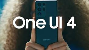 Samsung anuncia oficialmente a One UI 4.0 baseada no Android 12