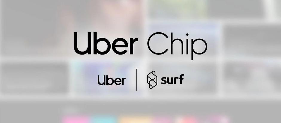 Uber lança chip de telefonia móvel, com dados ilimitados nas corridas