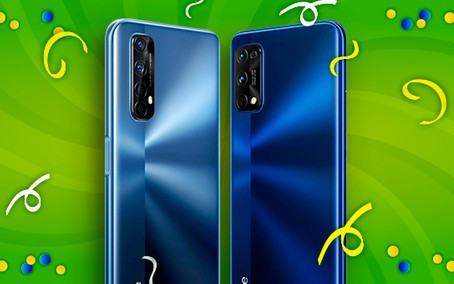 Realme 7 e 7 Pro são lançados oficialmente no Brasil e marcam a chegada da empresa ao nosso país