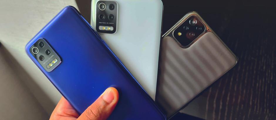 LG considera abandonar o mercado dos smartpones
