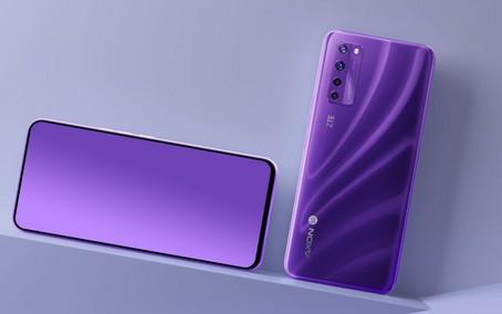 ZTE Axon20 5G, o primeiro celular  com a câmera sob a tela chega ao mercado com preço intermediário