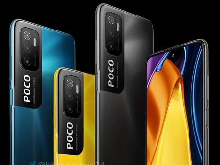 POCO M3 Pro 5G tem visual, dimensões e data de lançamento anunciados