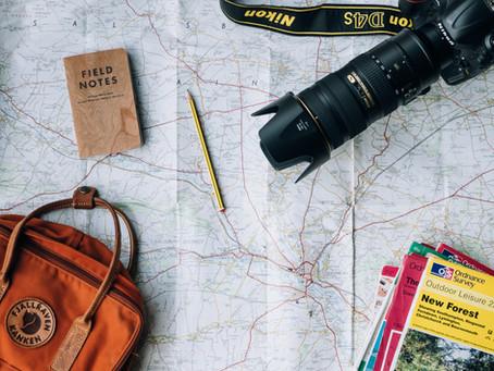 Relatos de uma viajante em isolamento social