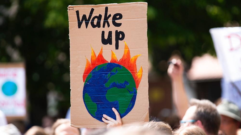 planeta terra-aquecimento global