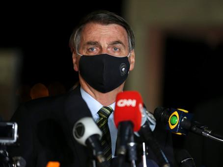 MONITOR: Cartão vermelho de Bolsonaro, vida em Vênus e Emmy home office