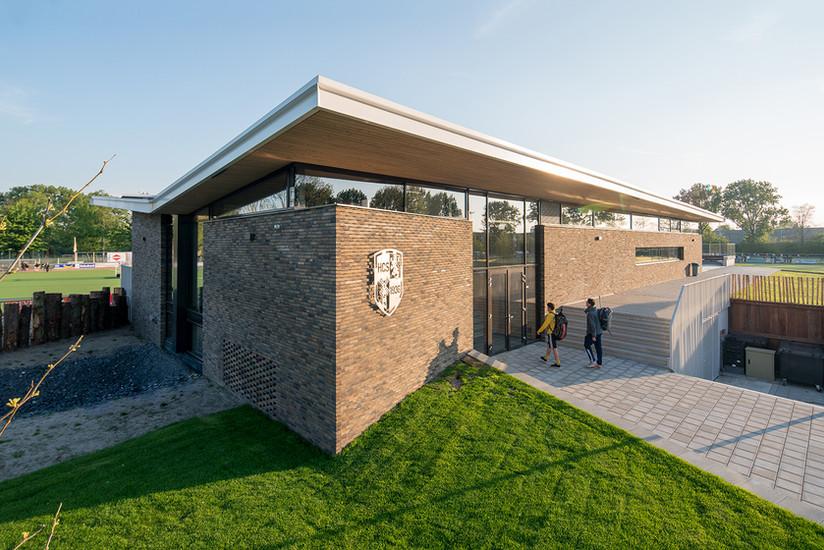 Clubhuis HC Schiedam