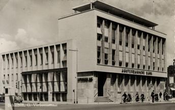 Modern Schiedam #1: De voormalige Amsterdamsche Bank