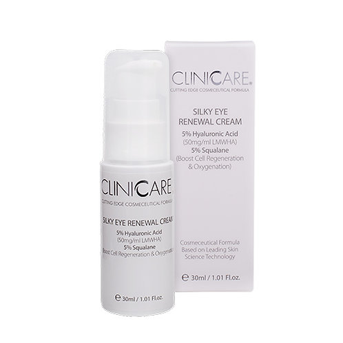 CLINICCARE HYAL+ Lip & Eye Renewal Cream 30ml
